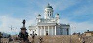 Helsinki -  Tuomiokirkko Cathedral